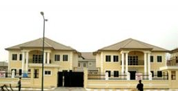 Plot-C59-C60-VGC-Estate: 2 numbers fully detached duplexes sitting altogether on a land area of 1,470 square meters. They have 5 bedrooms each (all ensuite); 1-room boys' quarters each, 2 sitting areas.They were completed in early 2006.